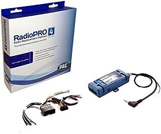PAC RP4 CH11 CAN BUS Adapter Set (C2R CHY4+SWI RC) für Chrysler/Dodge & Jeep mit Verstärker