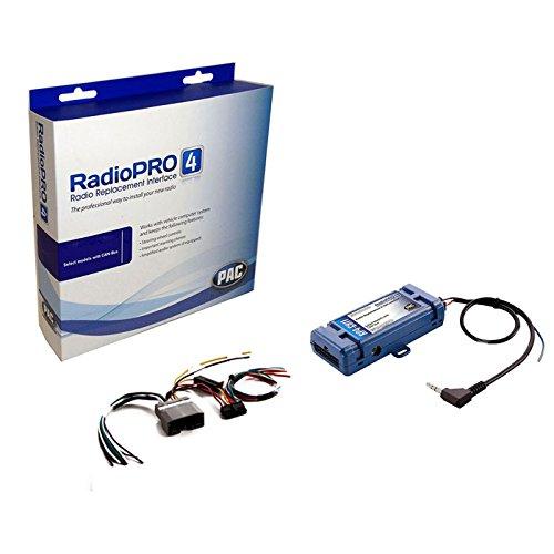 PAC RP4-CH11 CAN-BUS Adapter-Set (C2R-CHY4+SWI-RC) für Chrysler/Dodge & Jeep mit Verstärker