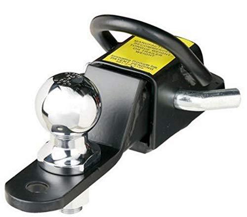 Anhängerkupplung Kugelkopf & Geräteplatte 32mm