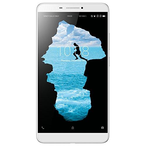 Lenovo za0l0110pl Aqua Blue Smartphone Phab LTE Dual Sim, 17,72cm (6,98pollici), 16GB, Android 5.1Lollipop Blu