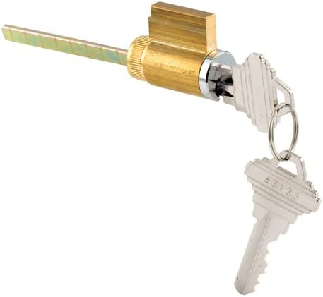 Prime Line Products E 2104 Sliding Door Cylinder Lock with Schlage Keyway product image