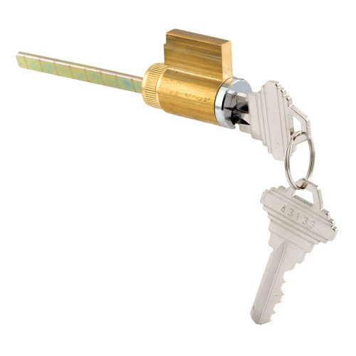 Prime-Line Products E 2104 Sliding Door Cylinder Lock with Schlage