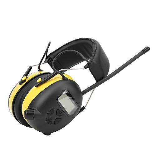 Ear Defender Digital Noise Reduction Earmuff Sleep