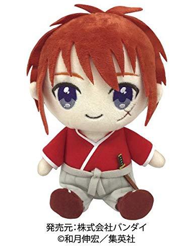 Bandai Rurouni Kenshin Mini Plush Doll Himura Kenshin