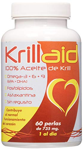 Just Aid Krill Aid 60 Beads - Pack of 1