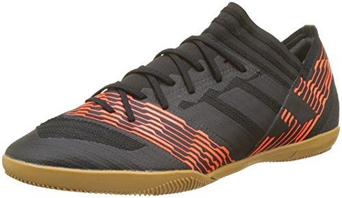 adidas Herren Nemeziz Tango 17.3 IN Fußballschuhe, Mehrfarbig (Cblack/cblack/Solred Cp9111), 46 EU