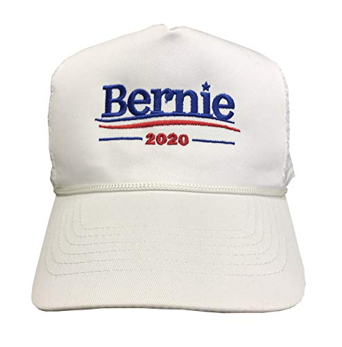 Bernie Mütze Sanders 2020 weiß