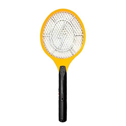 Raqueta Caza Mosquitos, Matamoscas Zapper Plagas Insectos Asesino Electrico Raqueta Matamoscas para...
