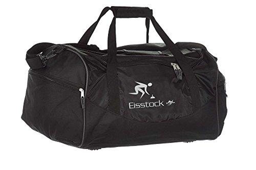 Ju-Sports Tasche Team schwarz Eisstock