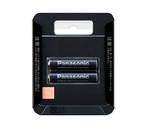 Panasonic eneloop 単4形 2本パック(ハイエンドモデル) BK-4HCC/2