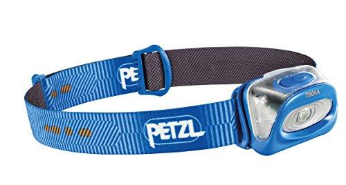 PETZL Tikka Lampe Frontale Bleu Victoria