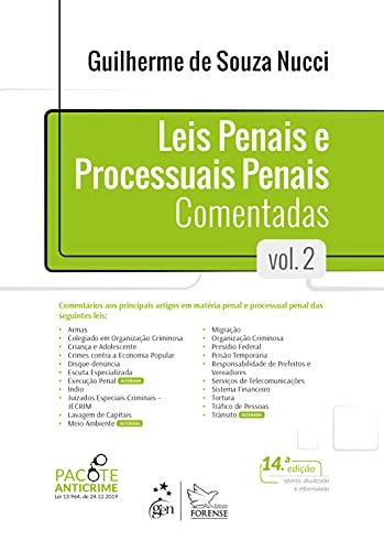Leis Penais e Processuais Penais Comentadas - Vol. 2: Volume 2