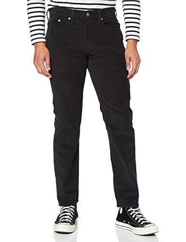 Levi's Herren 502 Taper Jeans, Mineral Black STR 14W Cord Gd, 33W / 32L