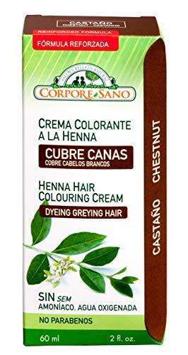 CR.COLORANTE HENNA CASTAÑO 60ml