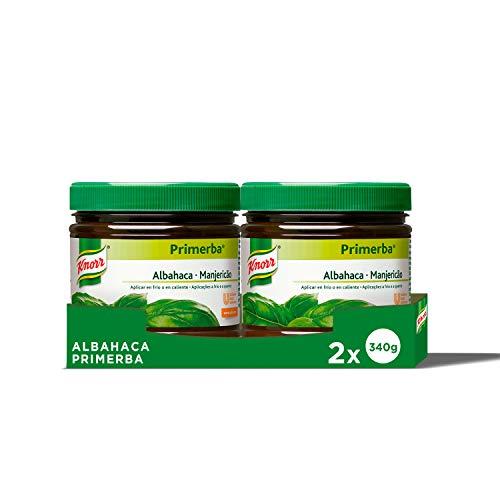 Knorr Primerba de albahaca - Pack 2 uds