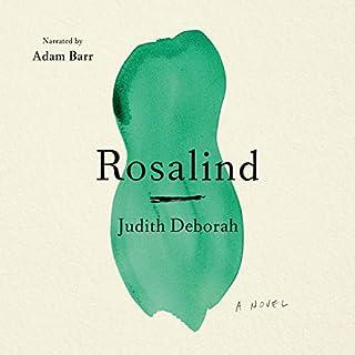 Rosalind audiobook cover art