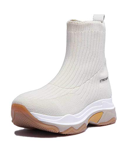 Fornarina DPE18SUPER1 Sneakers Donna Beige 39