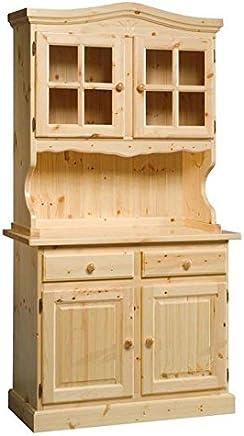 Amazon.es: muebles de cocinas rusticas - Alacenas / Estantes ...