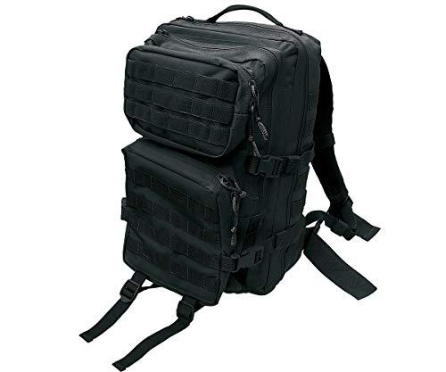 Commando Industries Mochila de Diario 50 litros de EUA Assault II Negro, 50 litros