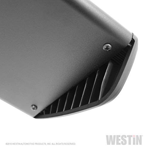 Westin 28-71275 R7 Running Boards Black Mount Kit Included