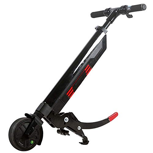 YEAY Elektrischer 36 V 210 W Rollstuhl-Aufsatz Rehabilitation Therapie Elektro-Rollstuhl Umbausatz