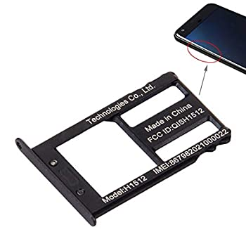 Lihuoxiu Mobile Phone Replacement Parts SIM Card Tray for Google Nexus 6P Telephone Accessorie
