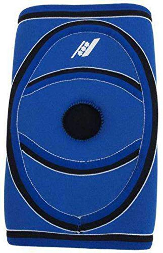Rucanor Patello Open Knie Protektor Blau blau L