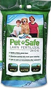 Pet Safe Lawn Fertilizer