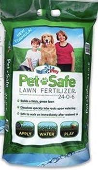 pet safe lawn fertilizer
