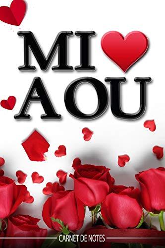 Mi aime aou - Carnet de Notes - Phrase en créole réunionnais :