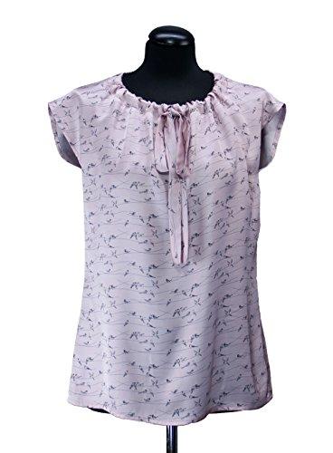 Schnittquelle Damen-Schnittmuster: Bluse Coray (Gr.50) - Einzelgrößenschnittmuster verfügbar von 36 - 52