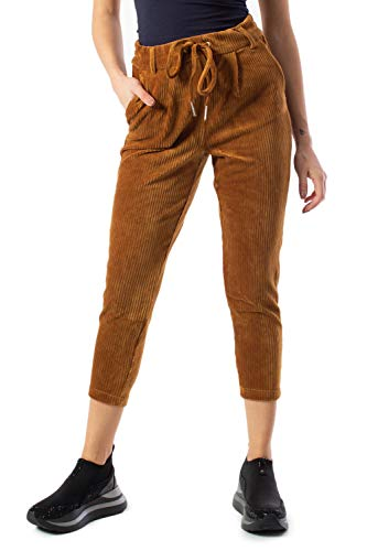 Only dames poptrash-broek Pong Cord PNT Noos 15191641 - - M/30