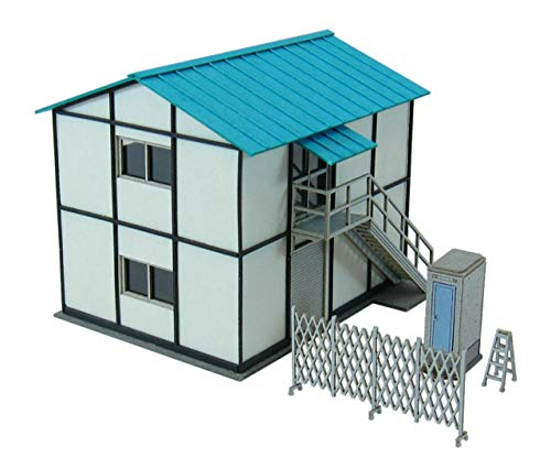 1/150 prefabricated hut A (paper craft) (japan import)
