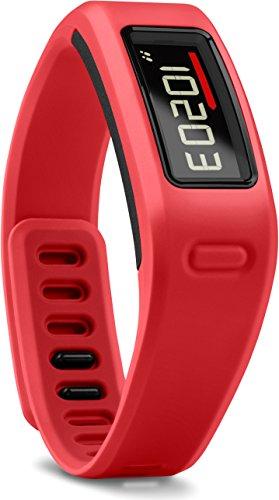 Garmin vívofit Fitness-Tracker,Rot,Einheitsgröße