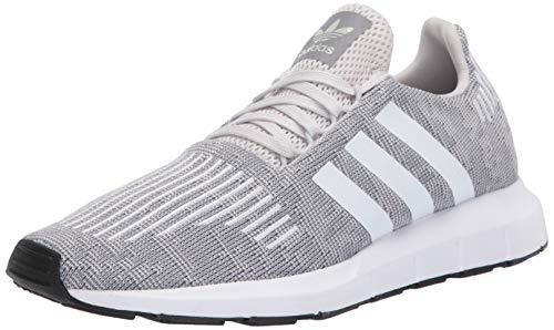 Adidas ORIGINALSDWH49 - Swift Run Hombre, Gris (Gris/Blanco FTWR/Gris Uno), 42 EU