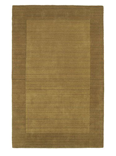 Kaleen Rugs Regency Collection 7000-28 Yellow Hand Tufted 2'6″X8'9″ Rug