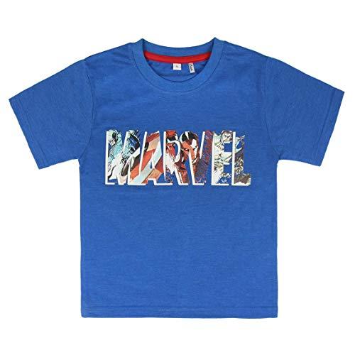 Cerdá Camiseta Manga Corta Premium Marvel T-shirt voor jongens