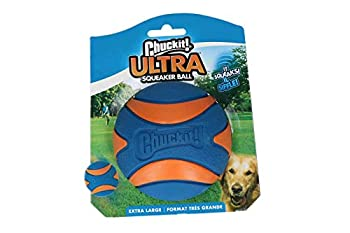 Chuckit! Ultra Squeaker Ball 47090 Balle extra large