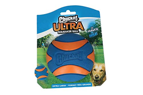 Chuckit! Ultra Squeaker Ball, extra grande, 47090