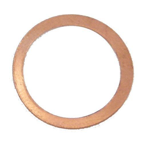 Cuivre Bague bague d'étanchéité pour büchse 2110008 cuivre Bague einspritzdüse 2,5 D OE 4279494