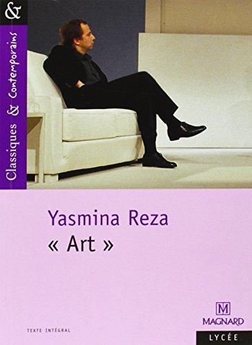 Art by Yasmina Reza(2004-08-27)