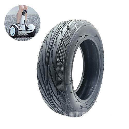 Neumáticos de scooter eléctrico, 70 80 6.5 Neumáticos sin cámara súper resistentes al desgaste, antideslizantes y de bajo ruido, adecuados para accesorios de neumáticos de automóvil Plus Balance
