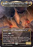 Magic: The Gathering - Rodan, Titan of Winged Fury - Vadrok, Apex of Thunder - Foil - Ikoria: Lair of Behemoths