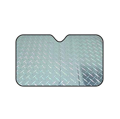 XUzg- Shade Auto Zonwering Zonneklep, meervoudig reflecterende zilveren auto-afdekking, flexibele afmetingen, plafondlamp