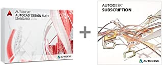 AutoCAD Design Suite Standard 2014 for PC -- Includes 1-Year Subscription [Old Version]
