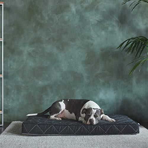 Brentwood Home Griffith Pet Bed, Orthopedic Gel...