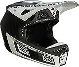 Fox V3 Rs Rigz Helmet Black S