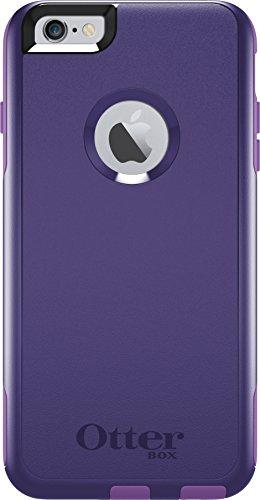 OtterBox COMMUTER SERIES Case for Apple iPhone 6s PLUS/6 PLUS (5.5' Version) - Retail Packaging - Hopeline Purple