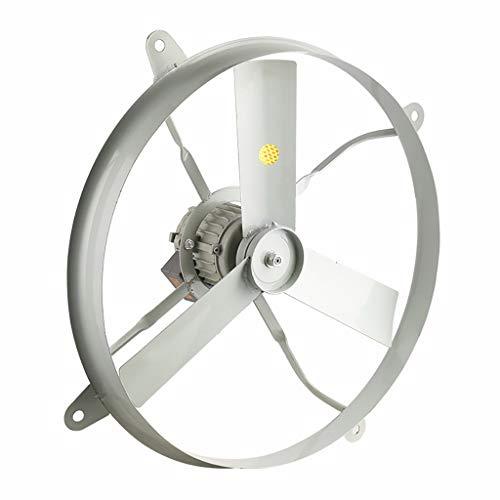 Ventilador De Escape Industrial Tipo Ventana Extractor Axial Ventilador De Ventilación De Fábrica Ventilador De Extracción De Aserrín Ahorro De Energía, Protección del Medio Ambiente 350W / 65