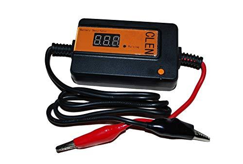 Desolfatore a impulsi per batterie al piombo 12V,...